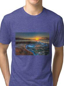 Sunrise at Llop Mari north Tri-blend T-Shirt