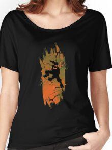 TEENAGE MUTANT NINJA TURTLE MICHELANGELO Women's Relaxed Fit T-Shirt