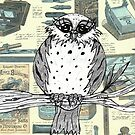 Dotti the Owl 3 by kewzoo