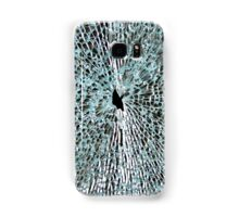 shattered glass Samsung Galaxy Case/Skin