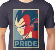 Pride! Vegeta Unisex T-Shirt