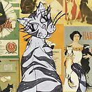 Missy Cat 13 by kewzoo