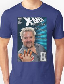 Guy Fieri/ Wolverine Mash up Unisex T-Shirt