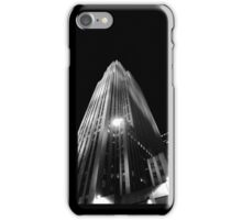 30 Rock At Night iPhone Case/Skin