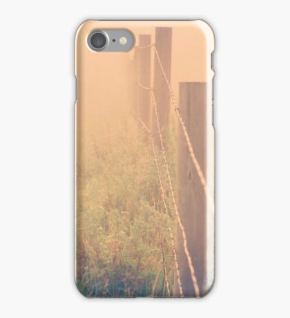 can't hold the fog in  iPhone Case/Skin