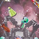 Space Race by kewzoo