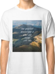 The greatest adventure Classic T-Shirt