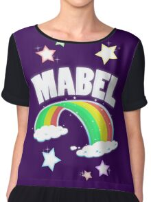 Mabel Pines Inspired [Gravity Falls] Chiffon Top
