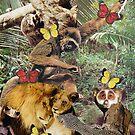Jungle Jive by kewzoo