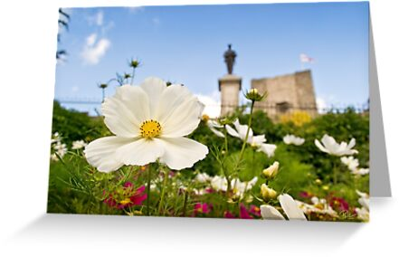 Castle Garden by Paul-M-W