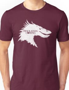 The Desolation Of Smaug - Smaug is Coming Unisex T-Shirt