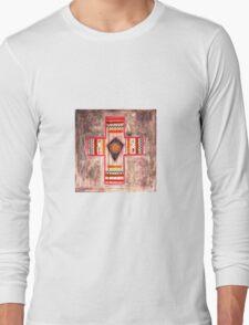 """""""CROSS ART"""" Long Sleeve T-Shirt"""