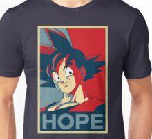 Hope! Goku Unisex T-Shirt