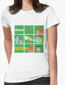 WILCO SCHMILCO COVER 2016 Womens Fitted T-Shirt