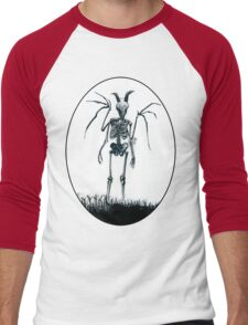 The Jersey Devil Is My Friend Men's Baseball ¾ T-Shirt
