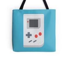 Retro Gameboy style graphic Tote Bag