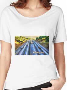 No bicycles Women's Relaxed Fit T-Shirt