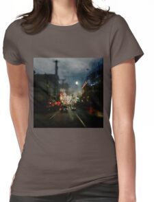 In Limbo Womens Fitted T-Shirt