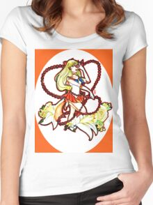 Sailor Venus Women's Fitted Scoop T-Shirt