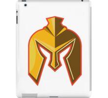 Spartan Helmet Retro iPad Case/Skin