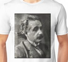 Albert Einstein Famous Scientist Unisex T-Shirt