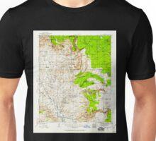 USGS TOPO Map Arizona AZ Camp Verde 315335 1932 125000 Unisex T-Shirt