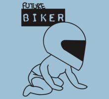 Future Biker Baby Kids Tee