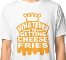 Cheese Fries Classic T-Shirt