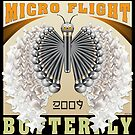 Micro Flight Butterfly by Phil Perkins