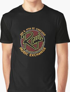 Ray's Music Exchange - Bend Over Shake Variant Graphic T-Shirt