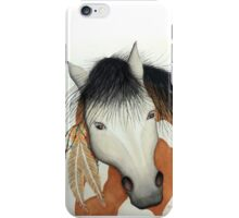 """SPIRIT HORSE"" iPhone Case/Skin"
