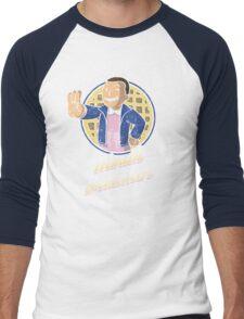 Mouth Breather Men's Baseball ¾ T-Shirt