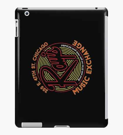 Ray's Music Exchange - Bend Over Shake Reverse Variant iPad Case/Skin