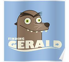 Finding Gerald Poster