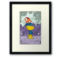 Ferald and Birzy Framed Print