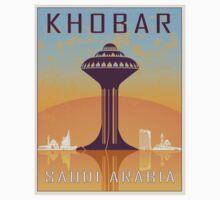 Khobar vintage poster Baby Tee