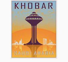 Khobar vintage poster Unisex T-Shirt