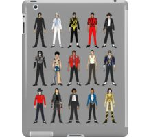 Outfits of King Jackson Pop Music Fashion iPad Case/Skin
