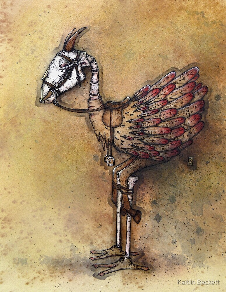 Fabulous Steed by Kaitlin Beckett