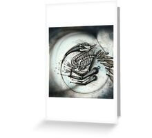 Dark Matter  Greeting Card