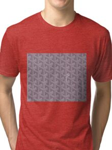 Goyard case grey Tri-blend T-Shirt