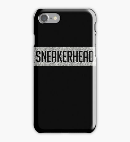 Sneakerhead Yeezy Boost 350 Pattern iPhone Case/Skin