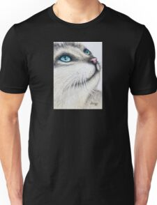 """BLUE""  Unisex T-Shirt"