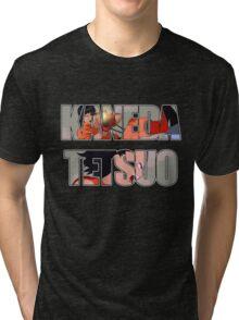 KENADA & TETSUO Tri-blend T-Shirt