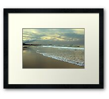Afternoon on Dreamtime Beach  Framed Print