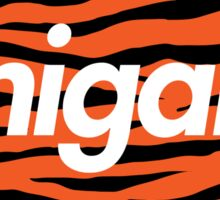 Sinigang Box Logo (Tiger) Sticker