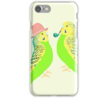 Feather Friends  iPhone Case/Skin