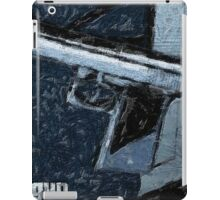 No smoking gun iPad Case/Skin