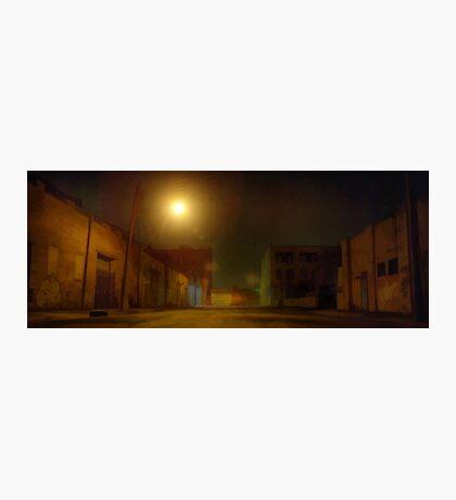 Night scene Photographic Print