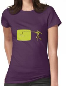 Sneak Womens Fitted T-Shirt
